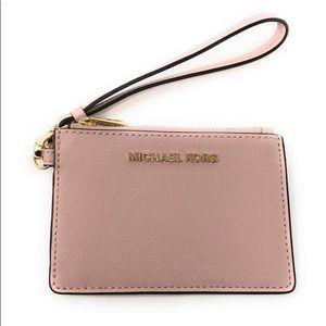 Michael Kors coin purse wristlet